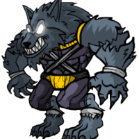 Werewolf Town of Salem 200x200