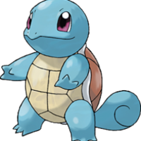 Squirtle 200x200