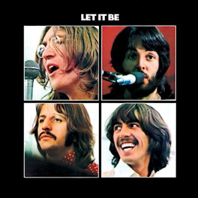 Let It Be - The Beatles 1 100x100