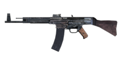 THE MP44 (UNLOCKED AT RANK 52) 1 100x100