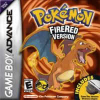 Pokemon Fire Red 200x200